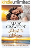 Port in the Storm (Hidden Hearts  Novellas Book 1)