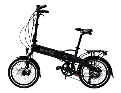 e-JOE 2018 EPIK SE Sport Edition Bicicleta Plegable ...