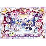 108ピース ジグソーパズル ディズニー おもちゃの国のアイスショー ホロクリスタル (18.2x25.7cm)
