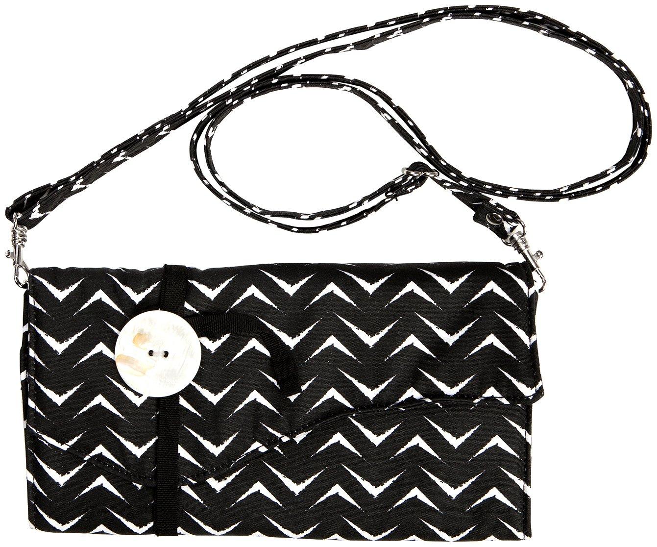 C.R. Gibson IOTA Wallet, Moxie, One Size