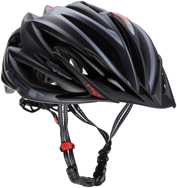 MET Veleno Helm matt Black 2018 Fahrradhelm
