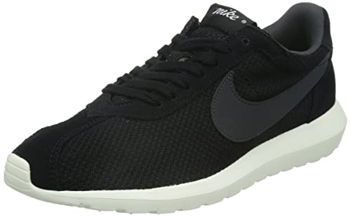 new product 22cd0 aff7c Nike Roshe LD-1000 QS, Zapatillas de Running para Hombre, Negro Gris (Black  Anthracite-Sail-Volt), 44 EU  Amazon.es  Zapatos y complementos