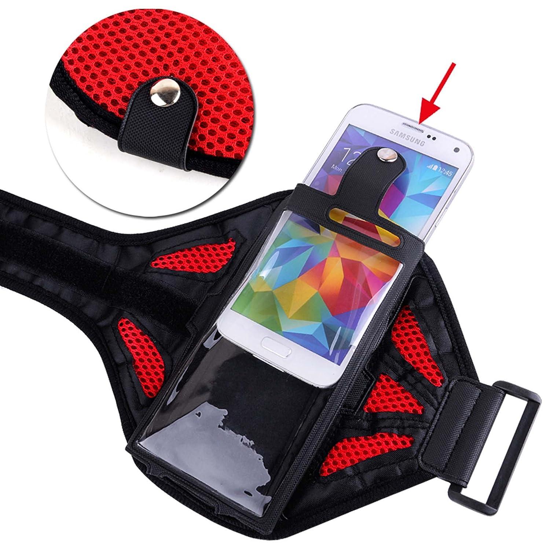 Brazalete deportivo para móviles & smartphones/Jogging de unidad y ...