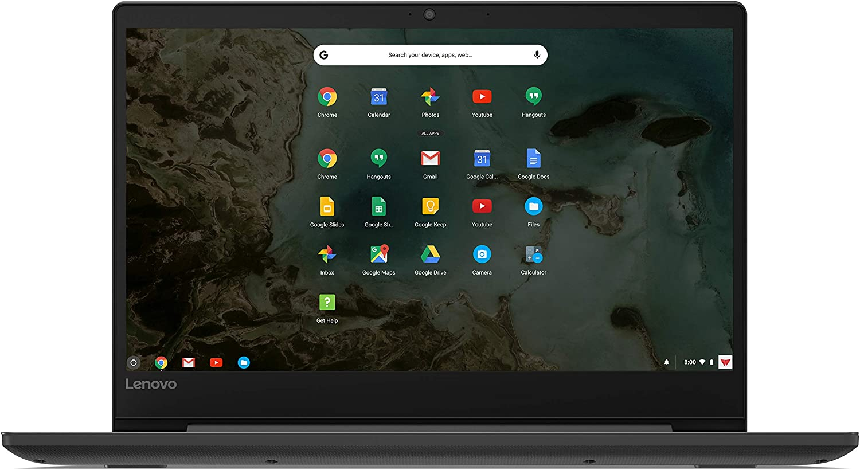 "2019 Lenovo Chromebook S330 14"" Thin and Light Laptop Computer, MediaTek MTK 8173C 1.70GHz, 4GB RAM, 32GB eMMC, 802.11ac WiFi, Bluetooth 4.1, USB 3.0, HDMI, Chrome OS"