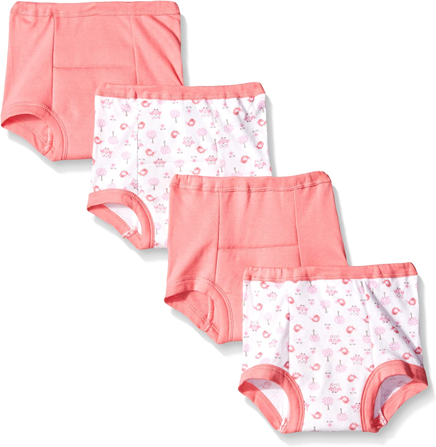 Gerber Baby Boys 4 Pack Training Pants Toddler Underwear