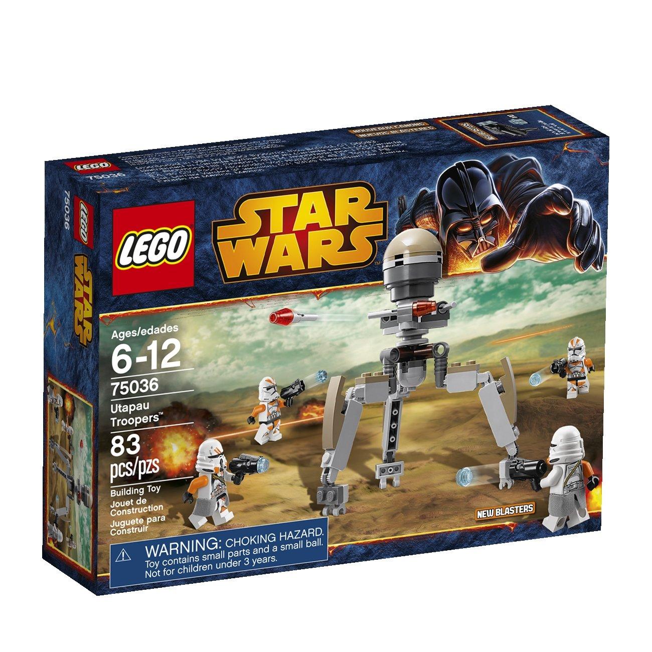 Lego Star Wars Utapau Troopers [75036 - 83 PCS]