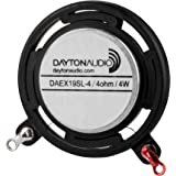 Dayton Audio DAEX19SL-4 Slimline Coin Type 19mm Exciter 4W 4 Ohm