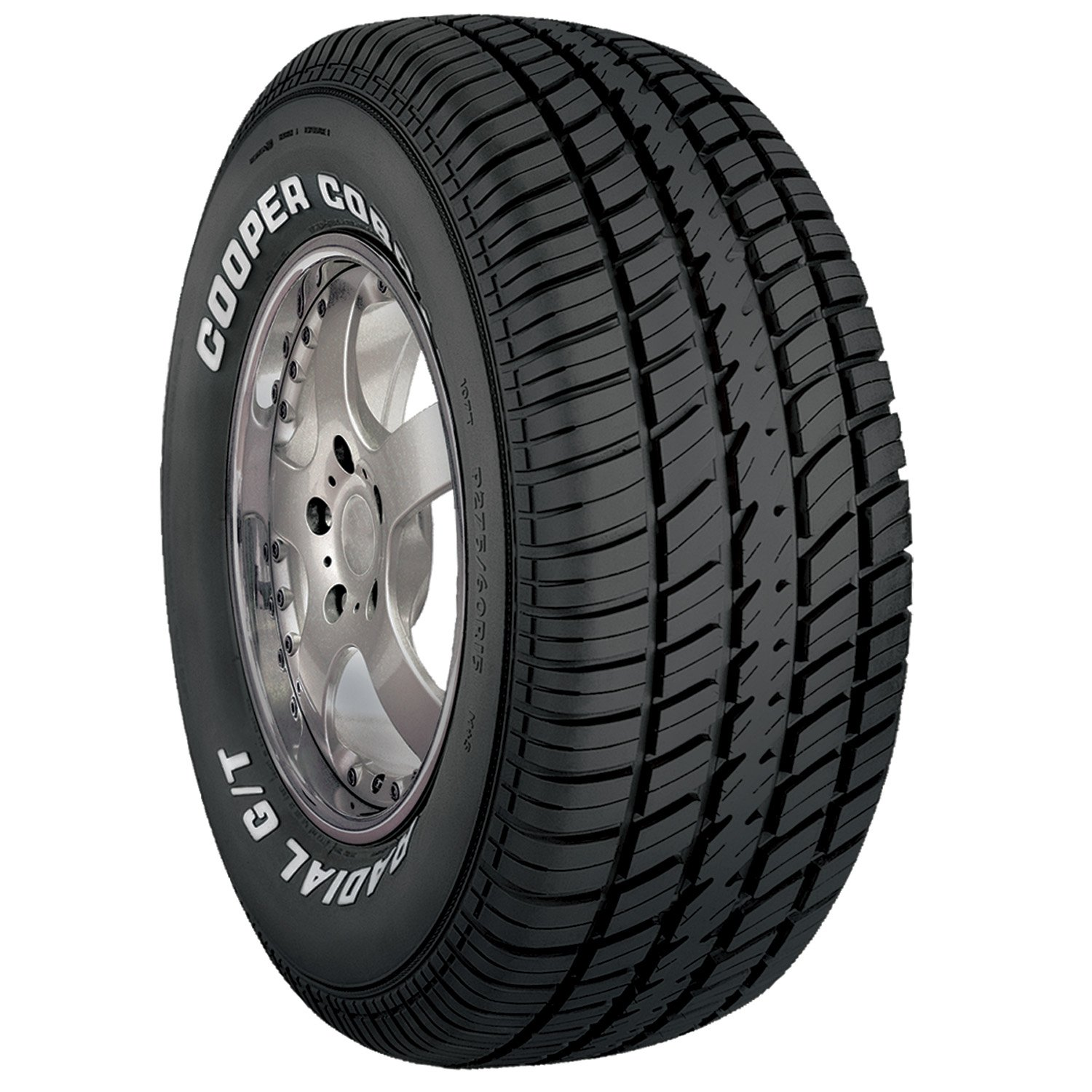 Cooper Cobra GT All-Season Tire - 275/60R15  107T by Cooper Tire (Image #1)