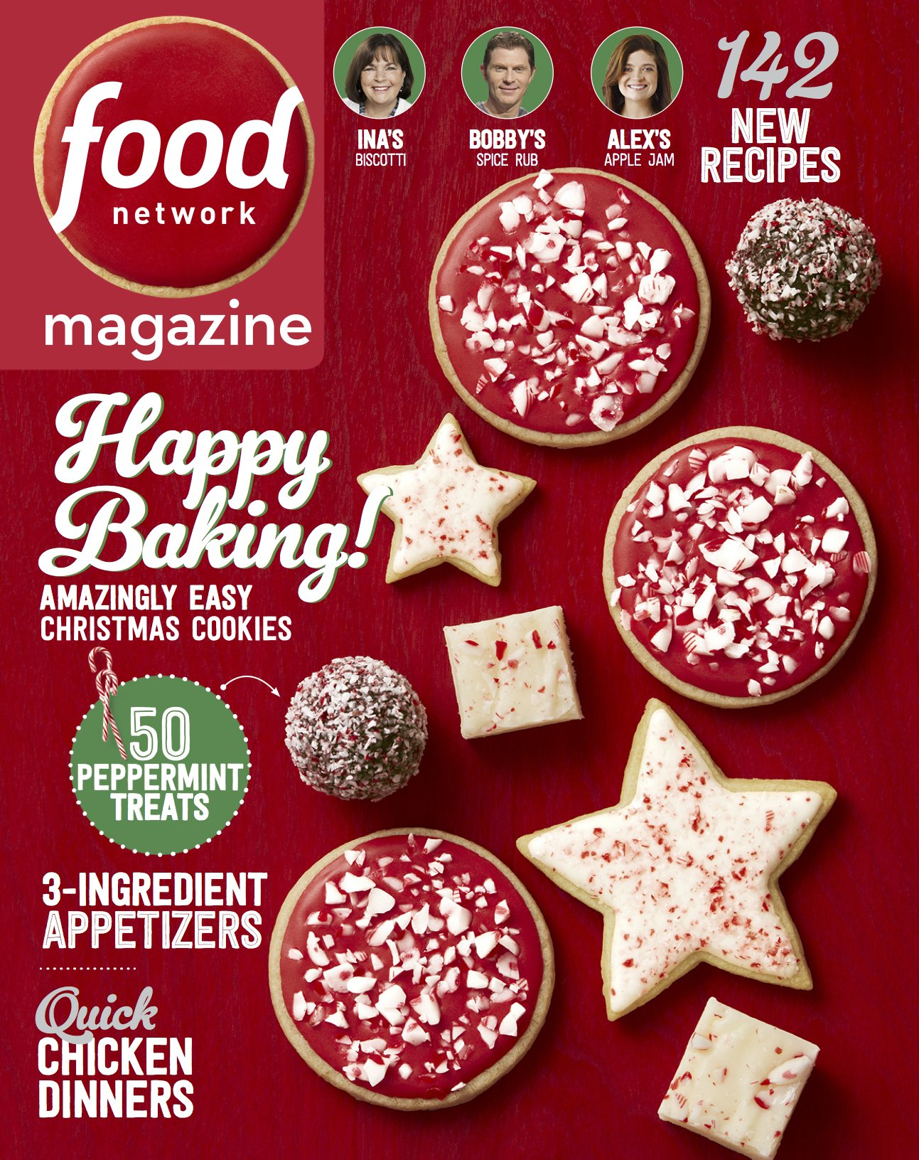 Read Online Food Network December 2017 pdf epub
