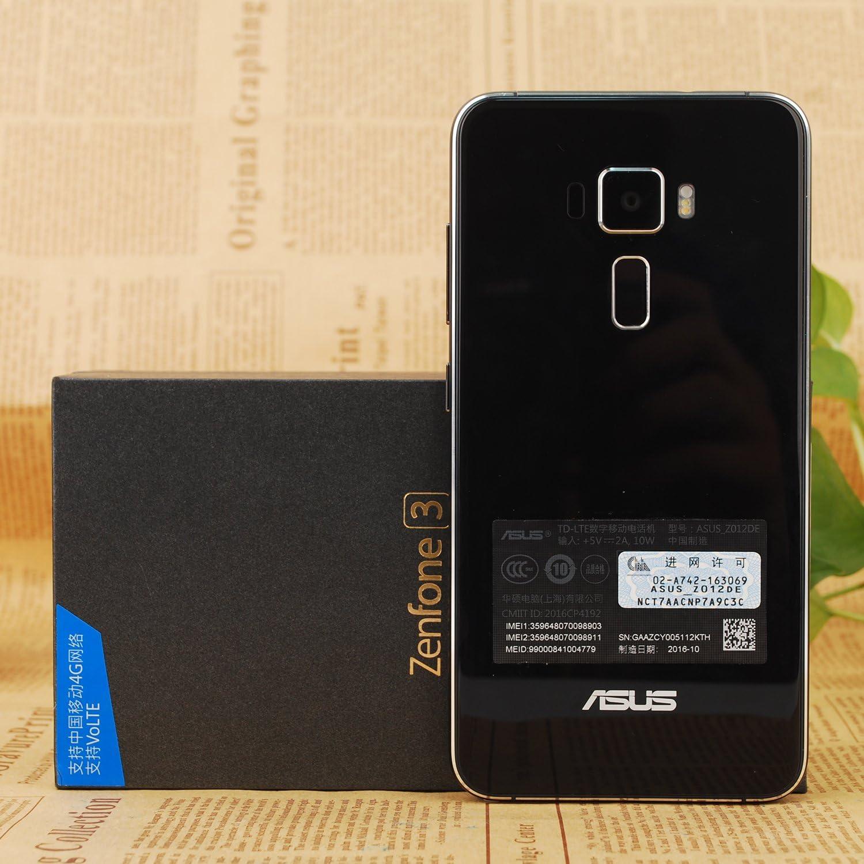 ASUS Zenfone 3 ZE552KL Z012DE 5.5 Pulgadas 4GB 64GB Qualcomm 625 ...
