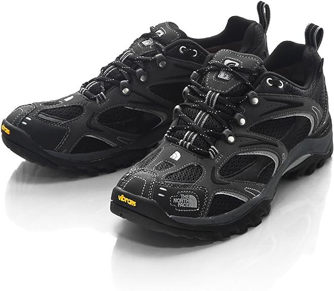Hedgehog Low Rise Hiking Boots, Black