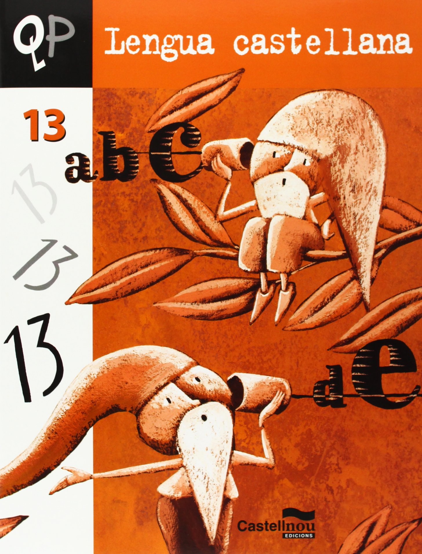 QP Lengua castellana 13 (Spanish) Paperback – February 1, 2005