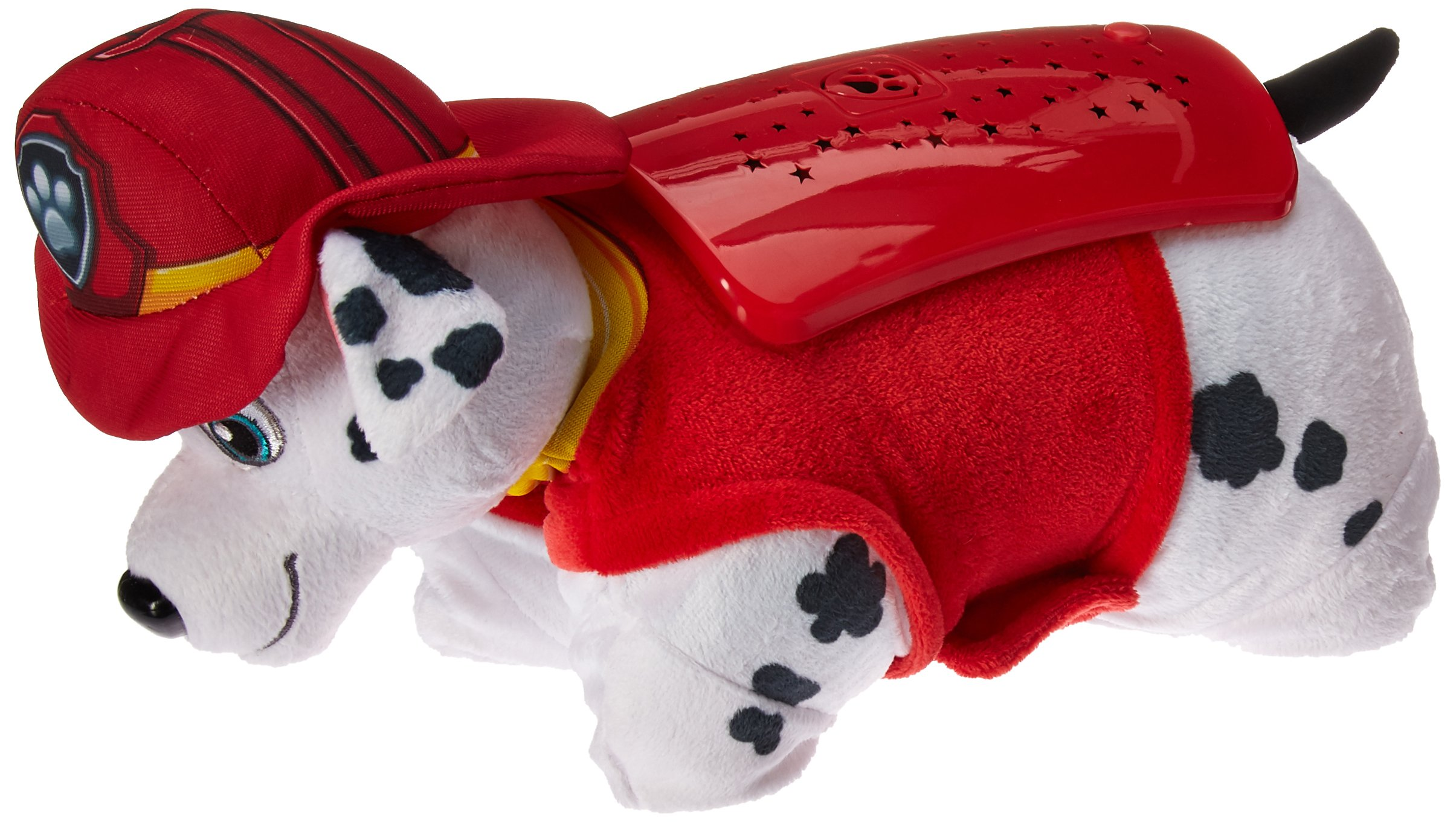 Pillow Pets Nickelodeon Paw Patrol Marshall Dream Lites Stuffed Animal Night Light