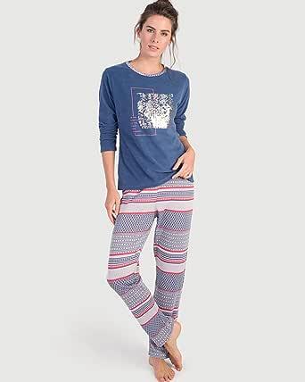 MASSANA Pijama DE Mujer Punto