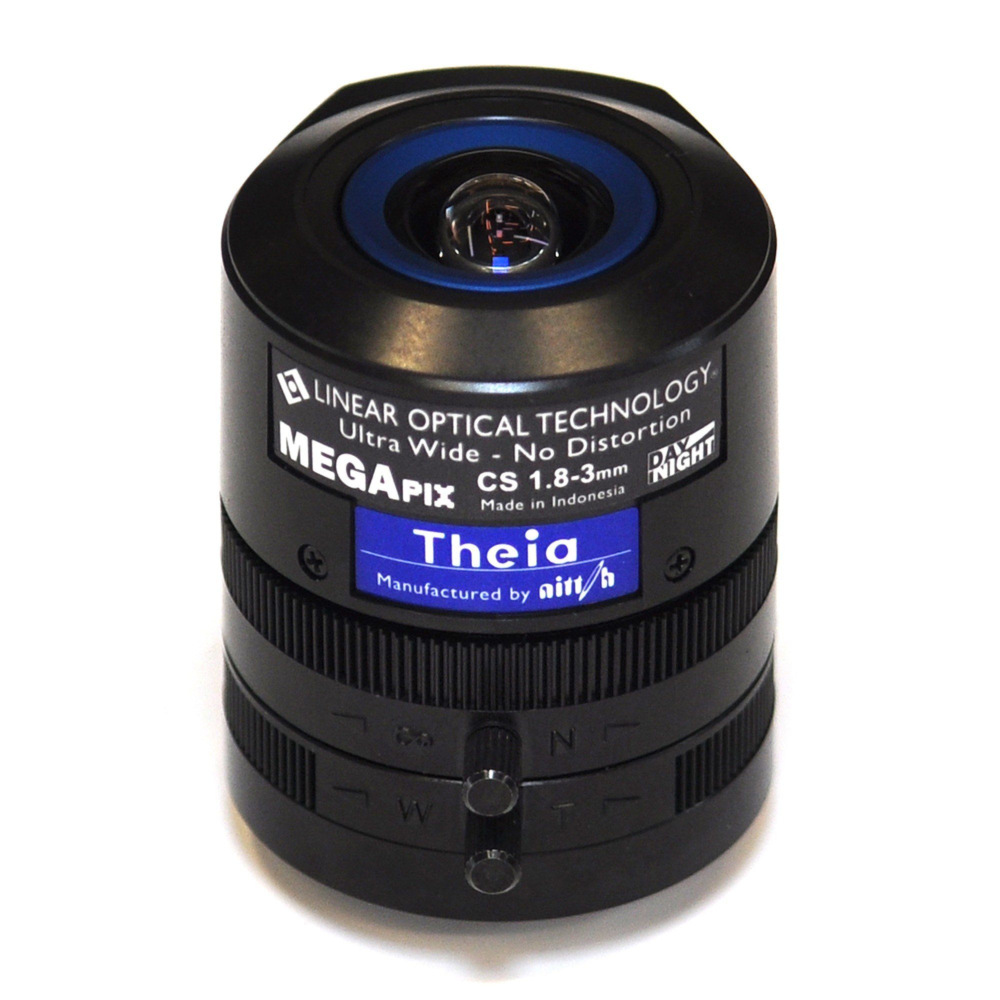 Theia Ultra Wide - CCTV lens - 1.8 mm - 3 mm (5503-161) - by Axis