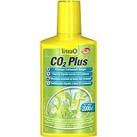 Tetra CO2 Plus flüssiger Kohlenstoff-Dünger für prächtige Aquarienpflanzen, 250 ml Flasche
