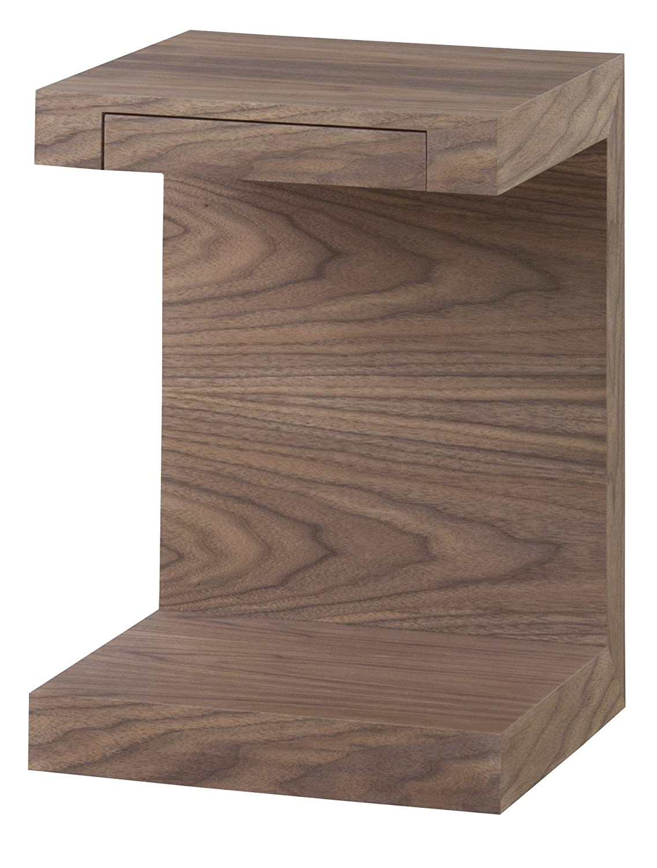 AZUMAYA サイドテーブル ラウル JST-443 B00Z63CX88  型番 : JST-443