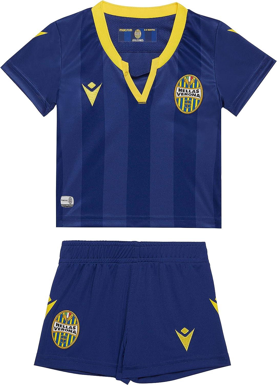 Hellas Verona FC HVR Boys 6m-9m Blue