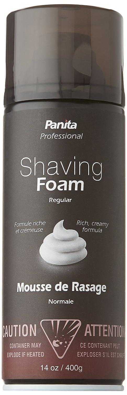 Panita Professional Shaving Foam 400-Gram Empack Spraytech Inc. 10972