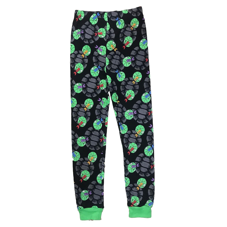 TMNT Pajama Set Melo Ninja Turtles Boys Basketball