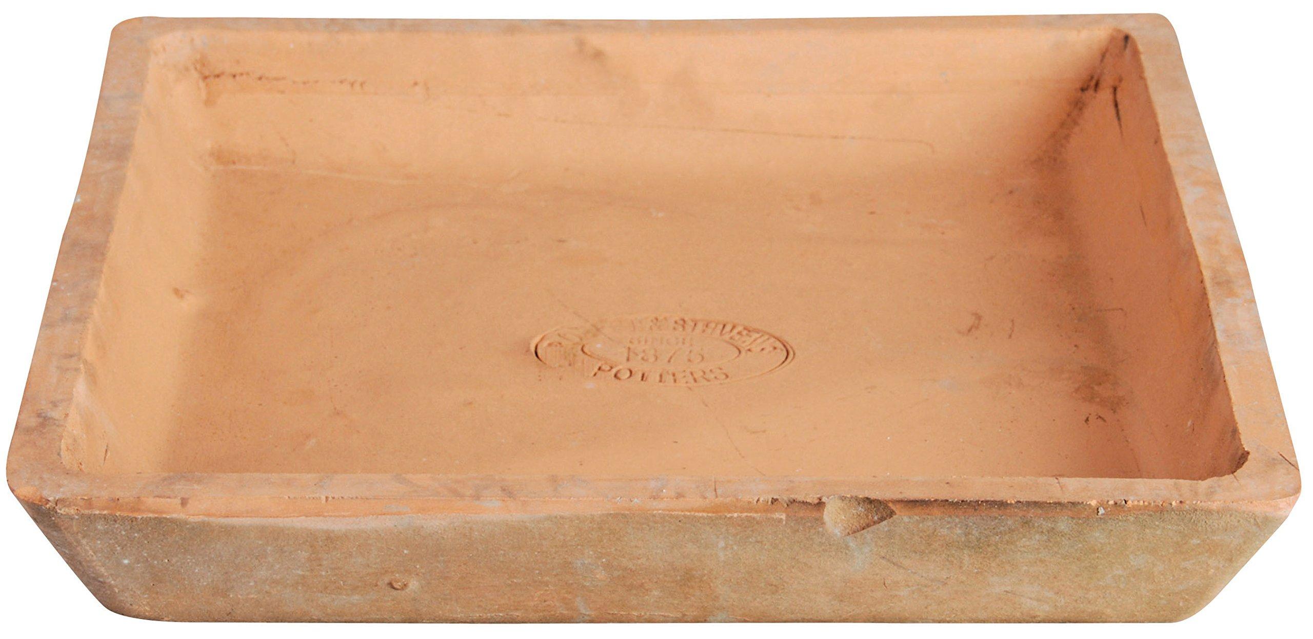Esschert Design AT08 Aged Terracotta Saucer for AT07