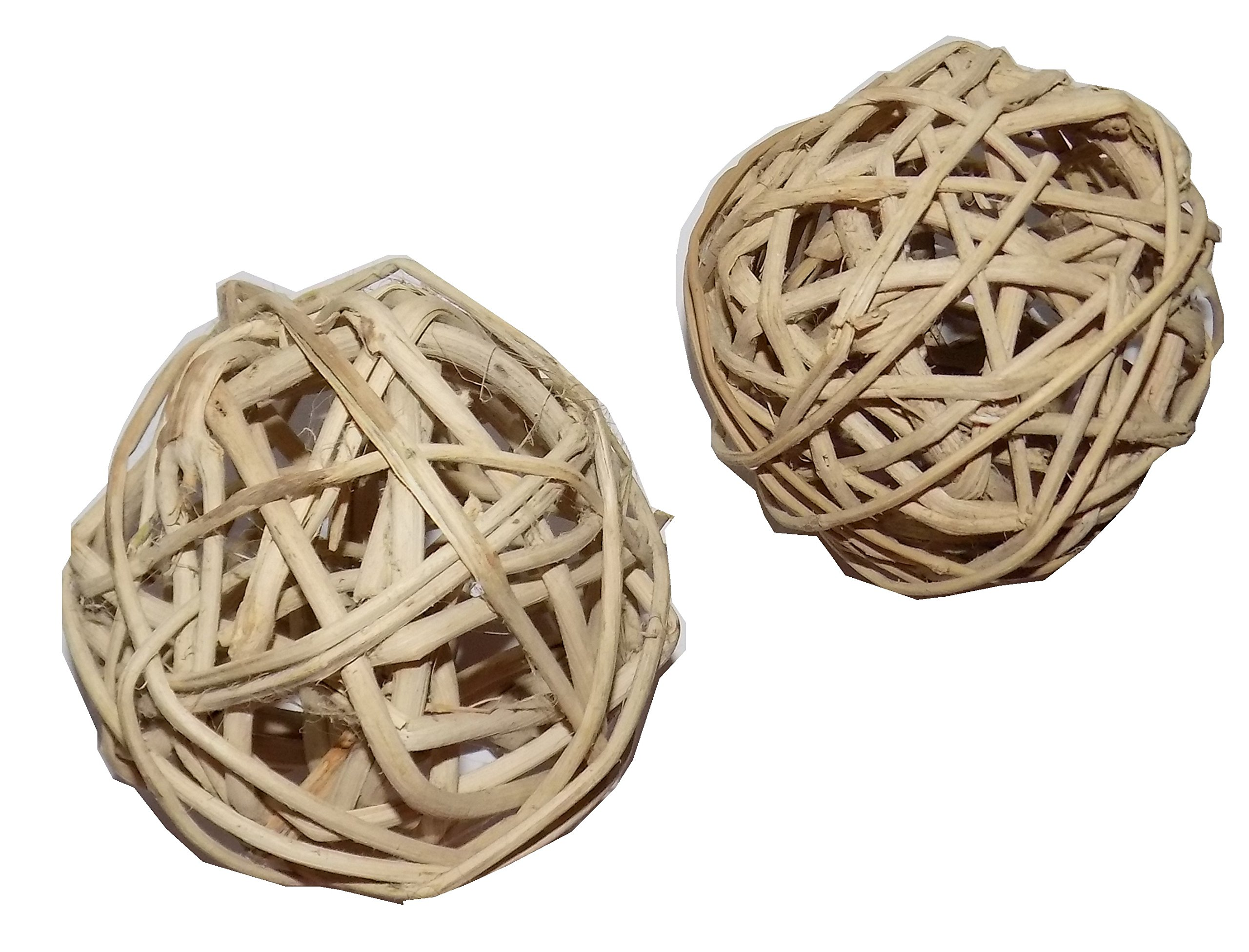 Hamsters Natural Vine Lanterns Guinea Pigs Healthy Toys for Rabbits Birds and Other Small Pets