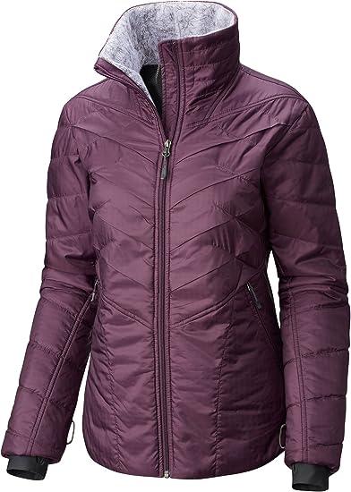 Columbia Womens Plus-Size Kaleidaslope II Jacket Outerwear