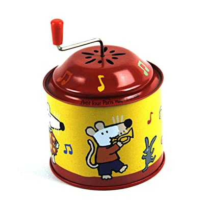 PJP Maisy Mouse Musical Mill: Home & Kitchen