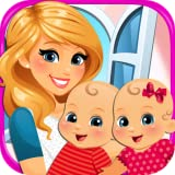 My Newborn Twins Baby & Mommy Care - Pregnancy Doctor Games FREE