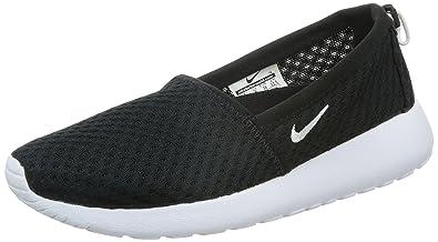 detailed look b1af9 03da7 Nike Roshe One Slip Womens Ballerina shoes black size 38.5 nbsp ...