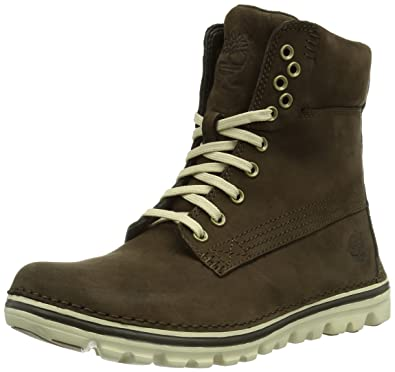 Timberland Earthkeepers Brookton 6 Classic, Women's Boots, Brown (Dark Brown),