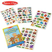 717bbe4acbfba Melissa & Doug My First Temporary Tattoos: Adventure, Creatures, Sports,  and More