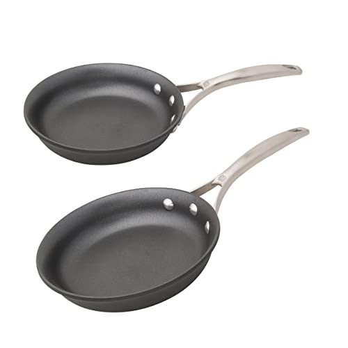 Calphalon Unison Nonstick Omelette Pan Set - Black