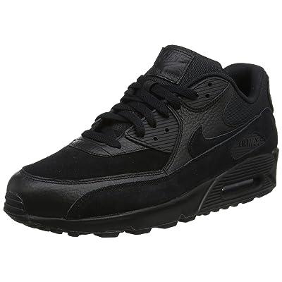 super popular b1614 761db Nike Air Max 90 Premium, Chaussures de Gymnastique Homme ...