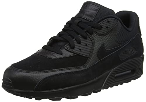 newest 418f2 7b950 Nike - Air MAX 90 Premium - 700155012 - El Color  Negro - Talla