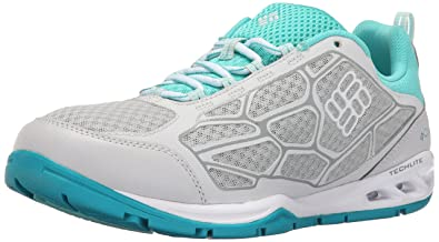 Columbia Women's Megavent Fly Water Shoe, Cool Grey/Dolphin, ...