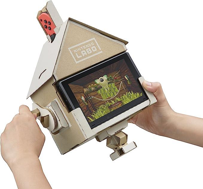 Nintendo Labo: Toy-Con 01 - Kit Assortito - Nintendo Switch [Importación italiana]: Amazon.es: Videojuegos