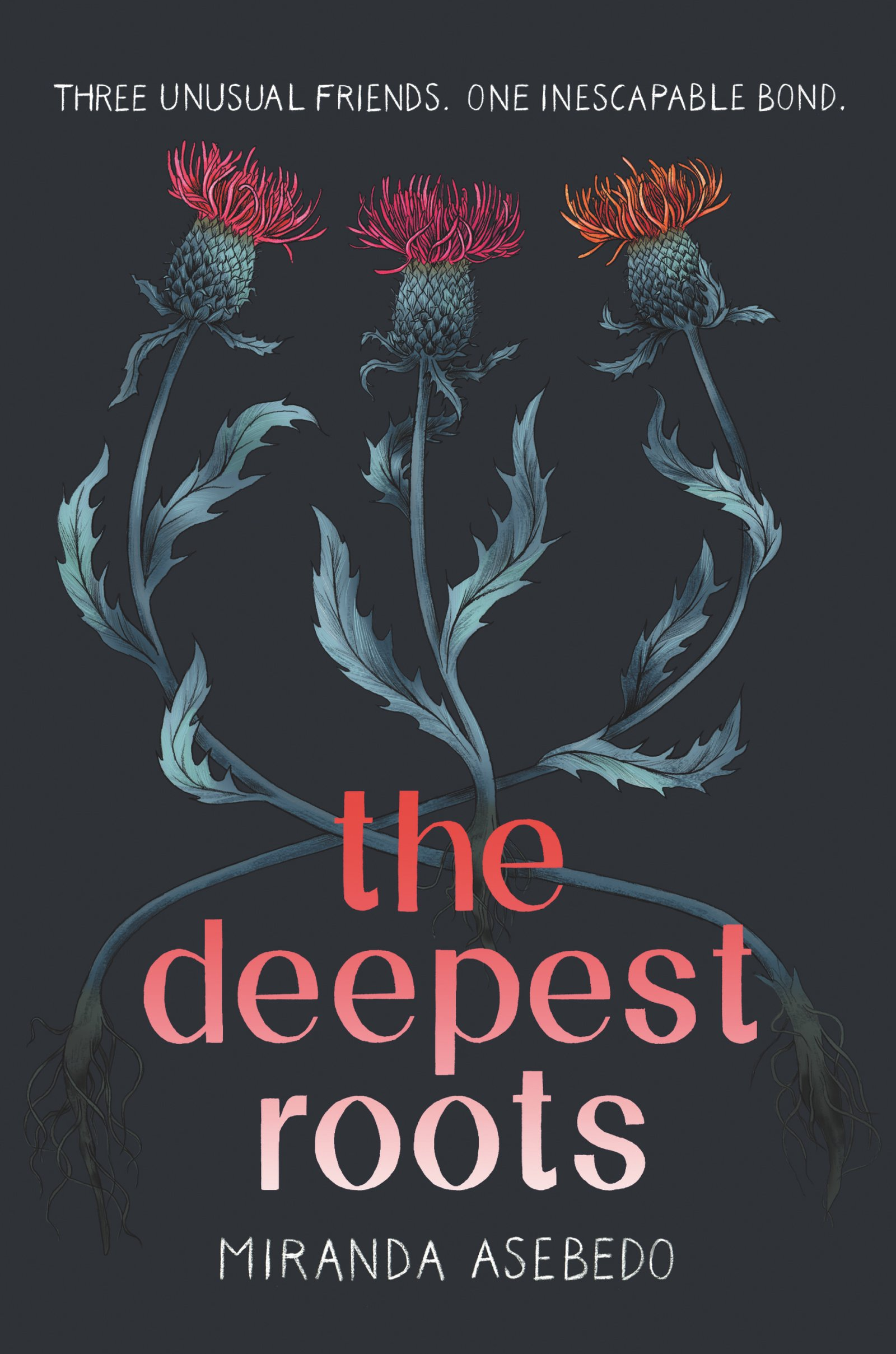 Amazon.com: The Deepest Roots (9780062747075): Asebedo, Miranda: Books