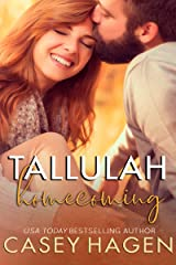 Tallulah Homecoming: A Small Town Second Chance Redemption Romance (Tallulah Cove Book 6) Kindle Edition