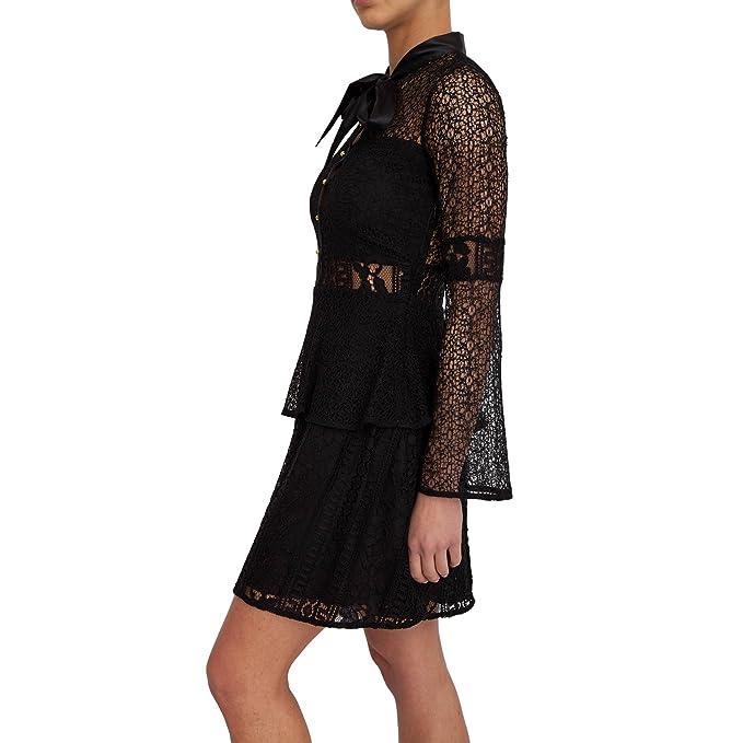 Vestido GUESS by Marciano Mujer 71G745 8220ZGMA996 Negro - 38