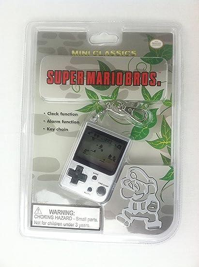 Amazon.com  Nintendo Mini Classics Super Mario Bros. Electronic ... 186068fe9f48