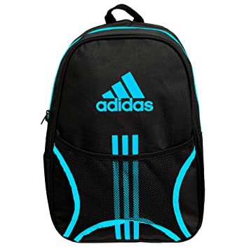 adidas Mochila Pádel Backpack Club (Blue): Amazon.es: Deportes y ...