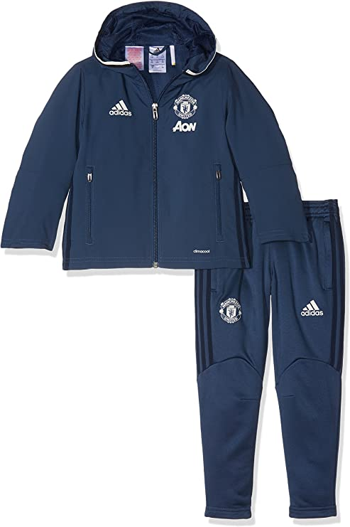 adidas MUFC PRE SUI in Sweatshirt Ligne Manchester United