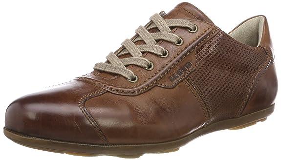 BacchusSportiver Herren Herrenschuh Mit Sneaker Leder Aus Lloyd Gummisohle OTkwXZuPil