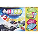 Hasbro Funskool The Game of Life Electronic Board Game,Electronic Banking Unit,Bank Cards, Game for Kids Ages 8 & Up
