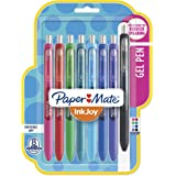 Paper Mate InkJoy Gel Pens, Medium Point, Assorted Colors, 8 Count