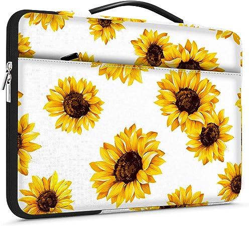 Laptop Sleeve case cover 15//15.6 Inch,Notebook//MacBook Pro//MacBook Air Laptop Colorful Flower Laptop Sleeve