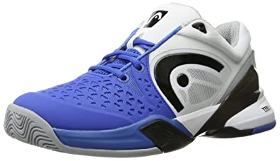 HEAD Mens Revolt Pro Tennis Shoe Blue/White 8 ...