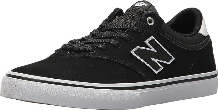 New Balance Numeric 255 Sneakers Skateschuhe Schwarz/Weiß