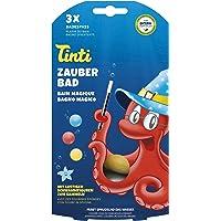 Tinti 520153 - Zauberbad 3-Pack (bolas de baño